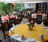 Hacienda Cusin Dining
