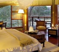 Hamilton's Tented Camp Room
