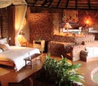 Stanley Safari Lodge room