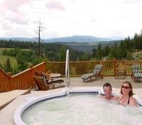 Echo Valley Ranch & Spa - Hot Tub
