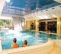 Danubius Health Spa Resort Margitsziget Indoor Swimming Pool