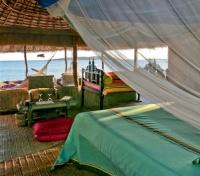 Kiwayu Safari Village - Guest Room