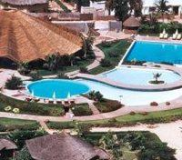 La Teranga Pool Area