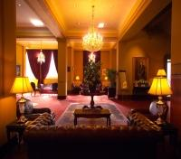 The Hotel Windsor Lobby