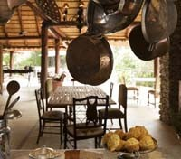 Londolozi Pioneer Kitchen