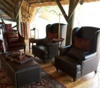 Chitabe Camp - Lounge