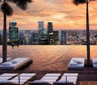 Marina Bay Sands - SkyPark Pool
