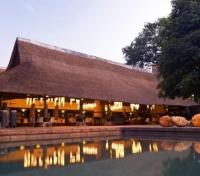 Mfuwe Lodge Exterior
