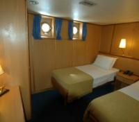 Standard Plus (Moon) Cabin