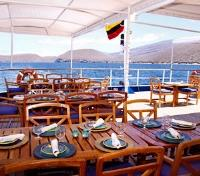M/V Eclipse Al Fresco Dining