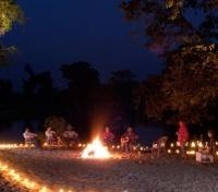 Kipling Camp - Nightly Campfire