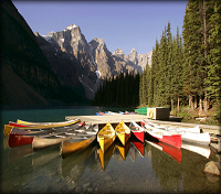 Moraine Lake Lodge Activity