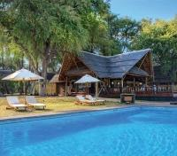 Khwai River Lodge Pool