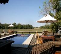 Caiman Lodge Pool
