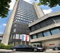 Zurich Marriot Hotel