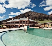 Wolgan Valley Resort and Spa Pool