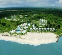 Playa Blanca Beach Resort & Spa Aerial View