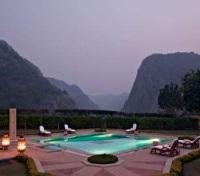 The Gateway Hotel Ramgarh Lodge - Pool