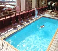 Stamford Plaza Auckland Pool