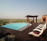 Okahirongo Elephant Lodge - Pool