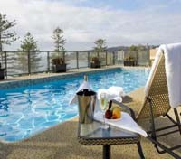 Novotel Manly Pacific Hotel Sydney Pool