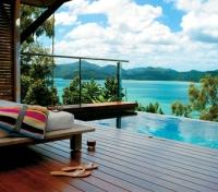 Qualia Pavillion Splash Pool