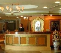 Eresin Crown Hotel Reception