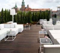 Enhanced Roof Top Terrace & Lounge Bar