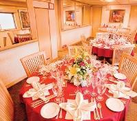 M/Y Safari Quest - Dining