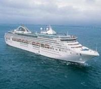 Sea Princess Ship