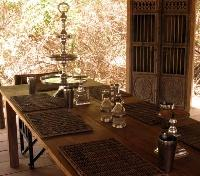Selous Wilderness Camp - Dining Area