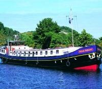 Scottish Highlander Barge