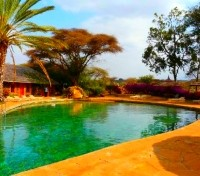Sopa Lodge - Pool