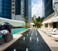 St. Regis Singapore - Tropical Spa Pool