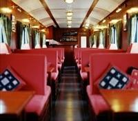 Victoria Express Train Dining Carriage