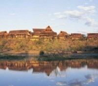 The Victoria Falls Safari Lodge