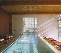 Vigilius Mountain Resort Indoor Pool