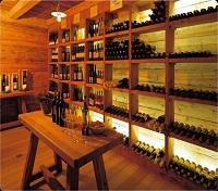 Vigilius Mountain Resort Cellar