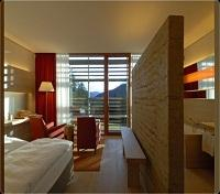 Vigilius Mountain Resort Room