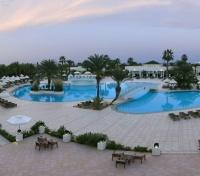 Outdoor Pool at Yadis