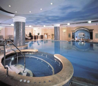 Ritz Carlton (indoor pool)