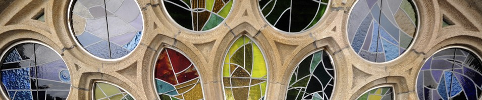 Rose Window - Sagrada Familia