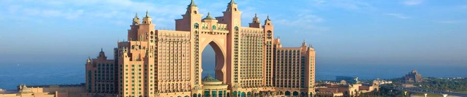 The Palms Atlantis Dubai