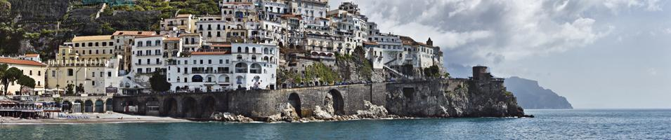 Italy Signature with Amalfi Coast Tours 2018 - 2019 -  Amalfi