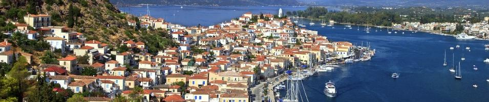 The Saronic Islands of Greece