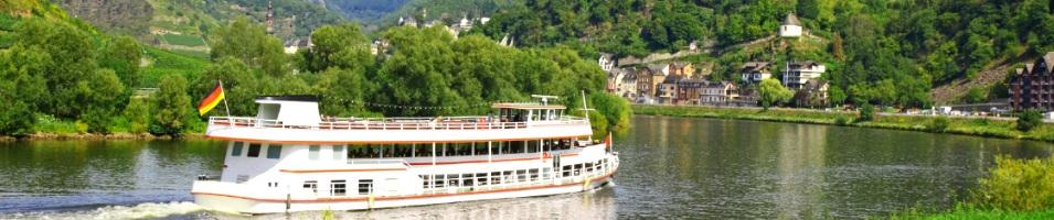 Cruise along The Mosel River