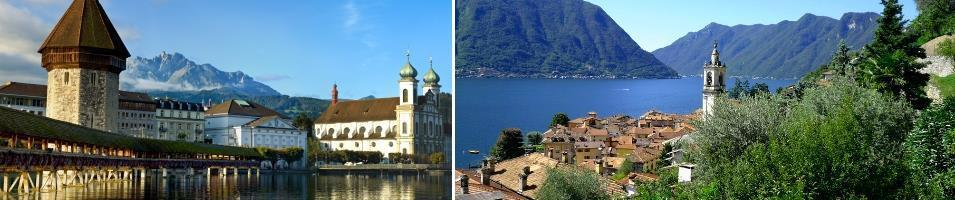 Allure of the Alps: Switzerland & Italy Tours 2018 - 2019 -  Alps