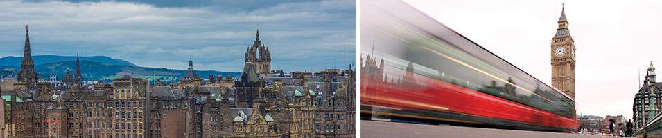 London Edinburgh