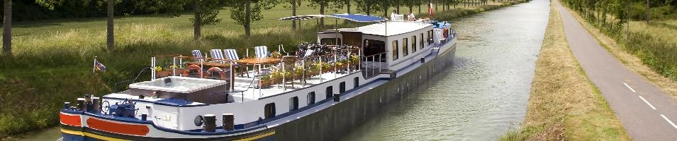 Burgundy Barging Cruise