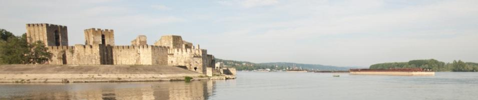 Danube River Castle